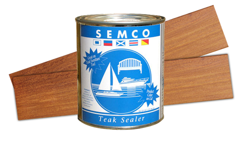 Semco Teak Cleaner, Restoring Teak Furniture